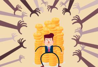 Medo de Investir - Capa