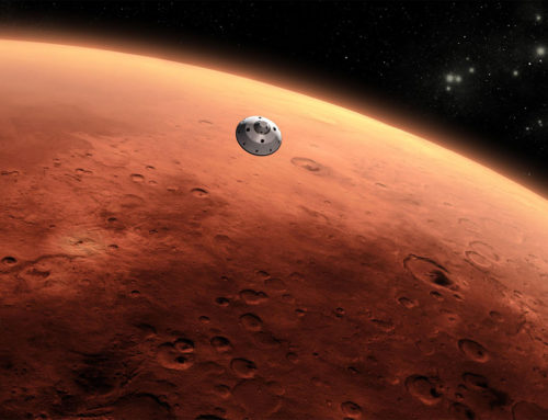 Esqueça as férias na Disney. Nós vamos para Marte!